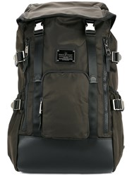 Makavelic Sierra Superiority Timon Backpack Polyester Green