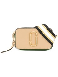 Marc Jacobs Snapshot Camera Bag Nude And Neutrals