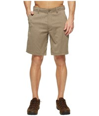 The North Face Travel Shorts Weimaraner Brown Men's Shorts
