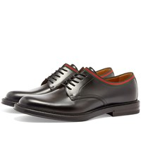 Gucci Beyond Grg Trim Derby Shoe Black