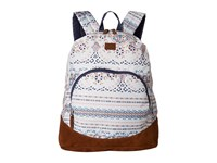 Roxy Fairness Backpack Marshmallow Alabama Border Backpack Bags Multi