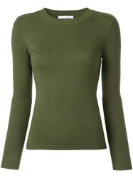 Rachel Gilbert Kendrix Sleeve Top Green