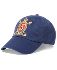 Polo Ralph Lauren Men's Twill Sports Cap French Navy
