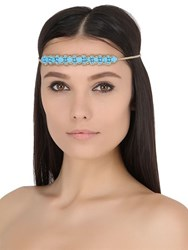 Deepa Gurnani Ladies Embellished Self Tie Headband