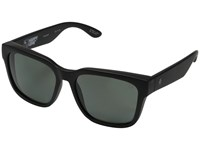 Spy Optic Bowie Matte Black Happy Gray Green Polar Fashion Sunglasses