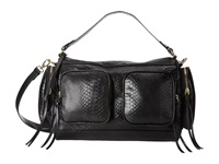 Bcbgeneration The J.T.T. Black Clutch Handbags