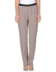 Hope Collection Casual Pants Light Grey