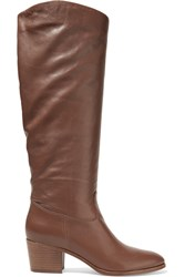 Sigerson Morrison Leather Knee Boots