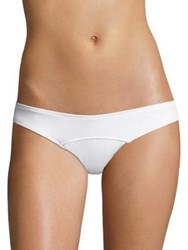 Lisa Maree White Out Dusty Dreams Bikini Bottoms Navy