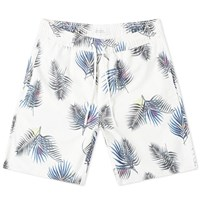 Saturdays Surf Nyc Timothy Peak Palm Swim Short White