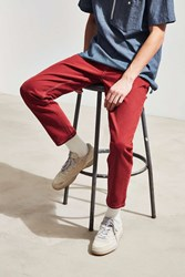 Bdg Brick Overdyed Dad Jean Rust