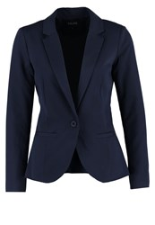 Mbym Tabita Blazer Blue Eclipse Dark Blue