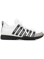 Dsquared2 Billy Sneakers White