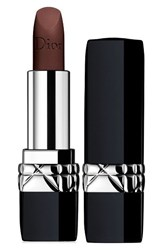 Christian Dior Couture Color Rouge Lipstick 990 Chocolate Matte