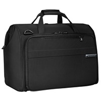 Briggs And Riley Baseline Framed Weekender Holdall Black
