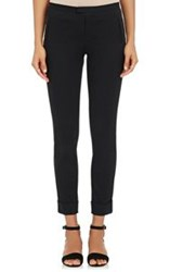 Atm Anthony Thomas Melillo Women's Twill Slim Crop Pants Colorless Siz