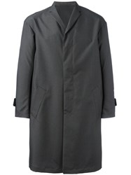 Kolor Single Breasted Coat Grey