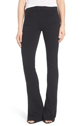Women's Pam And Gela Cotton Blend Skinny Flare Pants