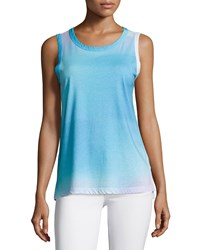 Current Elliott The Muscle Tee Digital Pastel