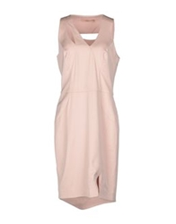 Bgn Short Dresses Pink