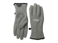 Outdoor Research Longhouse Gloves Pewter Extreme Cold Weather Gloves