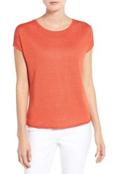 Nic Zoe Women's Every Day Tissue Tee Cinnabar