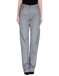 Emporio Armani Denim Pants Grey