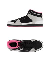 Etnies Footwear High Tops And Trainers Women Black