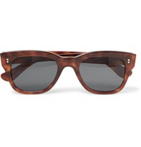 Kingsman Cutler And Gross D Frame Tortoiseshell Acetate Sunglasses