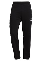 Hummel Felix Tracksuit Bottoms Black