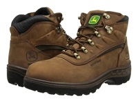 John Deere Wct Waterproof 5 Hiker Tan Tramper Hiker Men's Work Lace Up Boots Brown