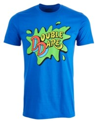 Freeze 24 7 Double Dare Graphic T Shirt Royal