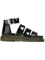 Dr. Martens 'Clarissa' Sandals Black