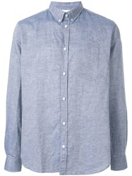 Norse Projects Casual Shirt Blue
