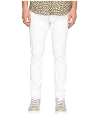 Vivienne Westwood Anglomania Lee Don Karnage Jeans In Bright White Bright White Men's Jeans