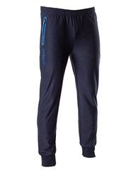 Kappa Slim Fit Athletic Pants Blue