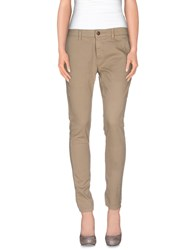 Reign Trousers Casual Trousers Women Beige