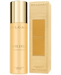 Bulgari Bvlgari Goldea Body Milk 6.7 Oz No Color