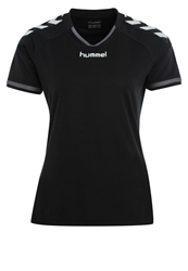 Hummel Stay Authentic Sports Shirt Black