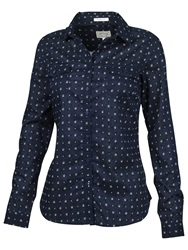 Fat Face Classic Fit Triangle Cotton Shirt