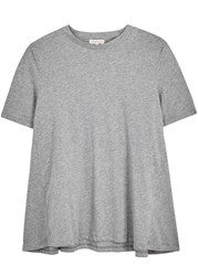 Demy Lee Franny Grey Cotton T Shirt