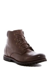 Bogs Johnny 5 Eye Waterproof Boot Brown