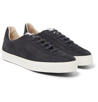 Spalwart Court Nubuck Sneakers Navy