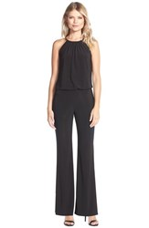 Women's Laundry By Shelli Segal Chain Detail Jersey Jumpsuit