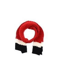 Napapijri Oblong Scarves Red