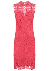 Paper Dolls Cocktail Dress Party Dress Coral Red