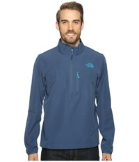 The North Face Apex Nimble Pullover Shady Blue Shady Blue Men's Clothing