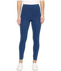 Hue Side Zip Active Shaping Skimmer Imperial Blue Women's Casual Pants Multi