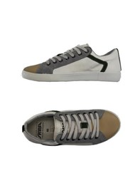 Springa Footwear Low Tops And Trainers Women White
