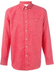A Kind Of Guise Casual Overshirt Red
